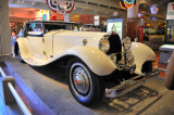 1931 Bugatti Royale Type 41 Cabriolet, one of only six Royales built. Henry Ford Museum, Dearborn, Michigan. (1482)