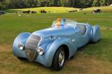 1938 Peugeot Darl'mat 402 Special Sport Roadster, 2008 Meadow Brook Concours d'Elegance, Rochester, Michigan. (1910)