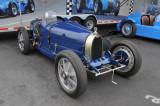 1920s Bugatti racing car in paddock of 2008 Monterey Historic Automobile Races in California (2843)