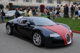Bugatti Veyron Fbg per Hermes at 2008 Pebble Beach Concours side event (2918)