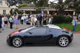 Bugatti Veyron Fbg per Hermes at 2008 Pebble Beach Concours side event (2922)