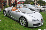 Chassis 001 of Veyron Grand Sport, auctioned off at Pebble Beach for $3.19 million. (2934)