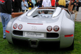 Bugatti to build 150 of the Grand Sport. Price in 2008: about $2 million each. (2942)