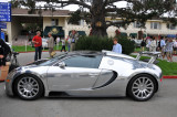 Bugatti Veyron in front of Pebble Beach Lodge, August 2008 (2948)