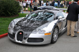 Bugatti Veyron in front of Pebble Beach Lodge, August 2008 (2949)