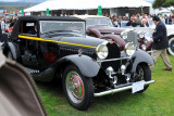 1934 Bugatti Type 50 Cabriolet at 2008 Pebble Beach Concours d'Elegance (2954)