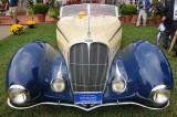 1937 Delahaye Model 135 by Figone & Falaschi, Malcolm Pray, Jr., 2008 St. Michaels Concours d'Elegance in Maryland (4327)
