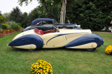 1937 Delahaye Model 135 by Figone & Falaschi, Malcolm Pray, Jr., 2008 St. Michaels Concours d'Elegance in Maryland (4339)