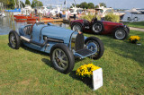 1929 Bugatti Type 45 16-cyl. Grand Prix race car, one of 4 that exist, 2008 St. Michaels Concours d'Elegance in Maryland (4408)