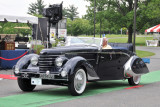 1935 Delage D8 85 Convertible by Chapron, 2009 Concours d'Elegance of the Eastern United States (6179)