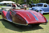 1939 Delahaye Type 165 Cabriolet, owned by Peter Mullin and the Peter Mullin Automotive Museum Foundation, Los Angeles (7821)