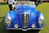 1948 Delahaye 135MS Cabriolet by Faget-Varnet, owned by Cathy and Jerry Gauche, at 2009 Meadow Brook Concours d'Elegance (8034)