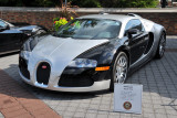 2008 Bugatti Veyron, displayed in conjuction with the 2009 Meadow Brook Concours d'Elegance, Rochester, Michigan (8151)