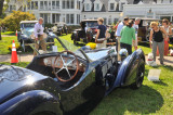 938 Bugatti 8 Type 57S Roadster, Oscar Davis of New Jersey, 2009 St. Michaels Concours d'Elegance in Maryland (8583)