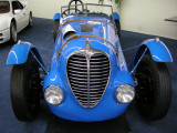 1946 Delahaye 135MS Selborne Roadster, at Auto Collections showroom in Las Vegas (5037)