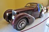 1931 Bugatti Type 51 Coupé by Dubos, Nethercutt Museum, Sylmar, Calif. (2242)