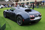 2011 Bugatti Veyron 16.4 Super Sport, limited to 258 mph to protect  its tires, 2010 Pebble Beach Concours side event. (3871)