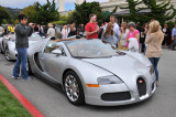 2010 Bugatti Veyron 16.4 Grand Sport Convertible, 2010 Pebble Beach Concours side event. (3923)