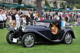 1932 Bugatti Type 55 Open Sports Tourer, Ton & Maya Meijer, Hague, Netherlands, at 2010 Pebble Beach Concours d'Elegance. (4052)