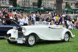 1933 Delage D8S De Villars Roadster, Patterson Collection, Best of Show at 2010 Pebble Beach Concours d'Elegance. (4058)