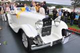 1933 Delage D8S De Villars Roadster, Patterson Collection, Best of Show at 2010 Pebble Beach Concours d'Elegance. (4394)