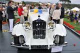 1933 Delage D8S De Villars Roadster, Patterson Collection, Best of Show at 2010 Pebble Beach Concours d'Elegance. (4403)