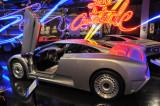 1994 Bugatti EB110, Petersen Automotive Museum Collection, gift of Margie and Robert E. Petersen (4637)