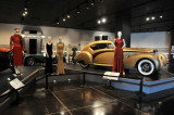 Automotivated: Streamlined Fashion and Automobiles, at Petersen Automotive Museum (5015)