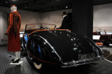 1938 Delahaye Type 135M Roadster by Figoni et Falaschi, at Petersen Automotive Museum, Los Angeles (5032)