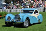 1937 Bugatti 57SC Coupe, Ray Scherr, Westlake Village, Calif., at 2011 Amelia Island Concours d'Elegance in Florida (7754)