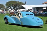 1937 Bugatti 57SC Coupe, Ray Scherr, Westlake Village, Calif., at 2011 Amelia Island Concours d'Elegance (7756)