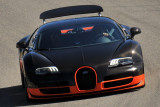 2011 Bugatti Veyron 16.4 Super Sport -- for street use, limited to a top speed of 258 mph to protect its tires. (3107)