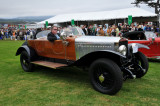 1924 Delage GL Labourdette Skiff at 2008 Pebble Beach Concours d'Elegance (2961)