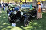 1931 Bugatti T-40A, Jim & Sharon Stranberg, Loveland, Colorado. 2010 awardee at 2011 Santa Fe Concorso, New Mexico (0709)