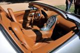 2011 Bugatti Veyron 16.4 Grand Sport, Bugatti Automobiles USA, at 2011 Santa Fe Concorso (0940)