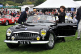 1951 Talbot Lago T26 with Italian coachwork, Peter & Merle Mullin of L.A., at 2010 Pebble Beach Concours d'Elegance (4098)