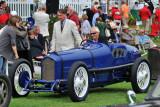 1920 Ballot 3LR, George F. Wingard of Eugene, Oregon, at 2010 Pebble Beach Concours d'Elegance (4128)