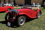 1947 MG TC Roadster, Jonathan Brinkerhoff, Albuquerque, NM, BRM Timeless Roadster Award (1165)