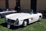 1957 Mercedes-Benz 300SL Roadster, Dick Rotto, Santa Fe, NM, Best in Class Pre-1960 Sports & GT, Sir Stirling Moss Award (1177)
