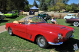 1958 Cadillac Frick Vignale Custom Convertible, Bruce Payne, Cherry Hills Village, CO, Al Unser Sr. Award (1289)