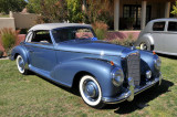 1953 Mercedes-Benz 300S Cabriolet, Rare Precious Metals Collection, Boston, MA, Best in Class -- European Post-War (1331)