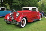 Hagley Car Show -- Featured: Cars With Rumble Seats, September 2011
