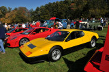 Ferraris, right to left: 512 BB, 430, 360 (2614)