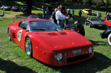 1982 Ferrari 512 BBLM race car, Richard T. Leibhaber (2659)