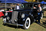 1938 Lincoln K Brunn Limousine, 2011 Mayor and Council Trophy winner & 2011 Pebble Beach awardee, Robert Hanson (2698)