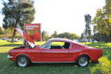 1965 Ford Mustang 2+2 fastback with 289 cid V8 (2744)
