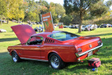 1965 Ford Mustang 2+2 fastback with 289 cid V8 (2746)