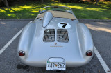 Porsche 550 Spyder replica, in parking lot (2779)