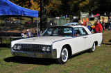 1962 Lincoln Continental 4-door sedan, 2011 People's Choice awardee (2678)