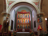 The Cathedral Basilica of St. Francis of Assisi, Santa Fe, New Mexico (0320)